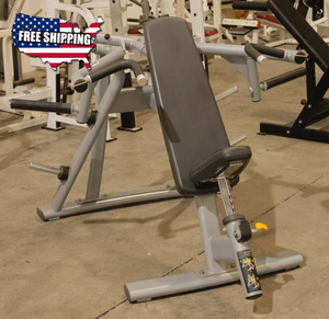 Matrix Plate Loaded Shoulder Press - Buy & Sell Fitness
