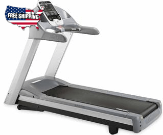 Precor 954i Exprience Series Treadmill - Reconditioned - Buy & Sell Fitness