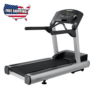 Life Fitness Integrity Series Treadmill CLST - Refurbished - Buy & Sell Fitness
