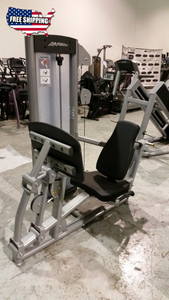 Life Fitness Optima Leg Press - Reconditioned - Buy & Sell Fitness