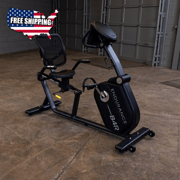 Body Solid Endurance B4RB Recumbent Bike - Buy & Sell Fitness