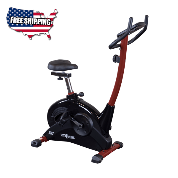 Body Solid Best Fitness Upright Bike BFUB1 - Buy & Sell Fitness