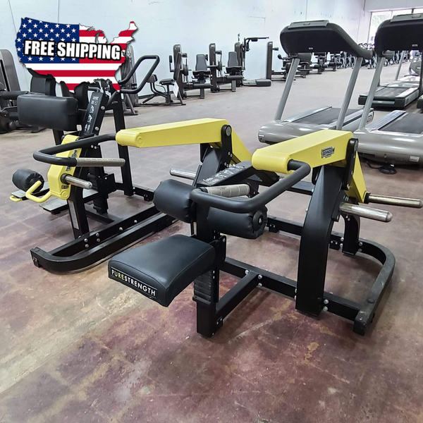 Technogym Pure Strength Plate Loaded Tricep Dip / Press - Refurbished - Buy & Sell Fitness