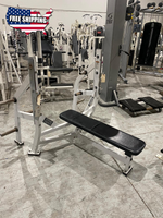 Hammer Strength Olympic Bench Package (4 Units) - Used - Buy & Sell Fitness