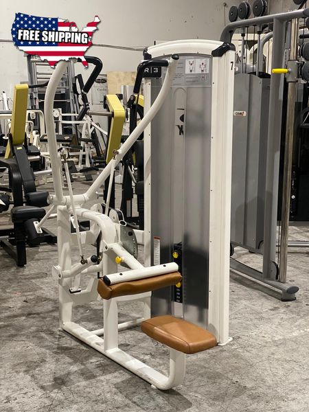 Cybex VR3 Lat Pulldown - Refurbished - Buy & Sell Fitness
