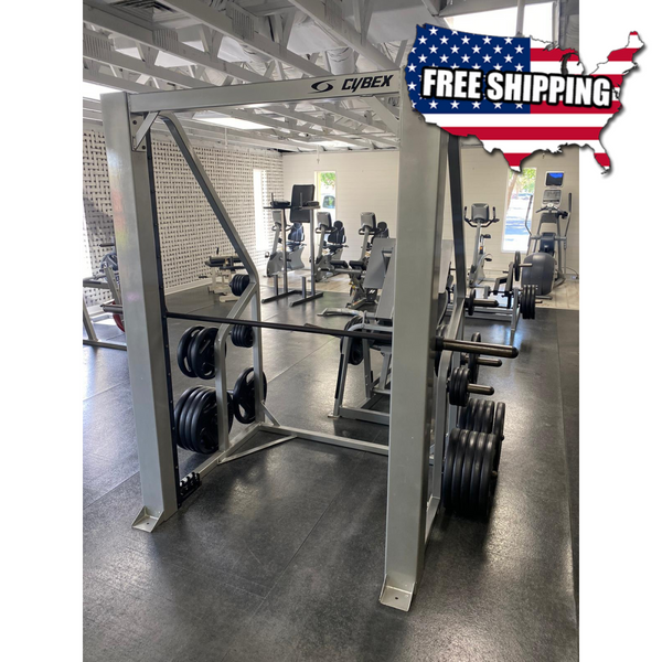 Cybex Smith Machine - Reconditioned - Buy & Sell Fitness