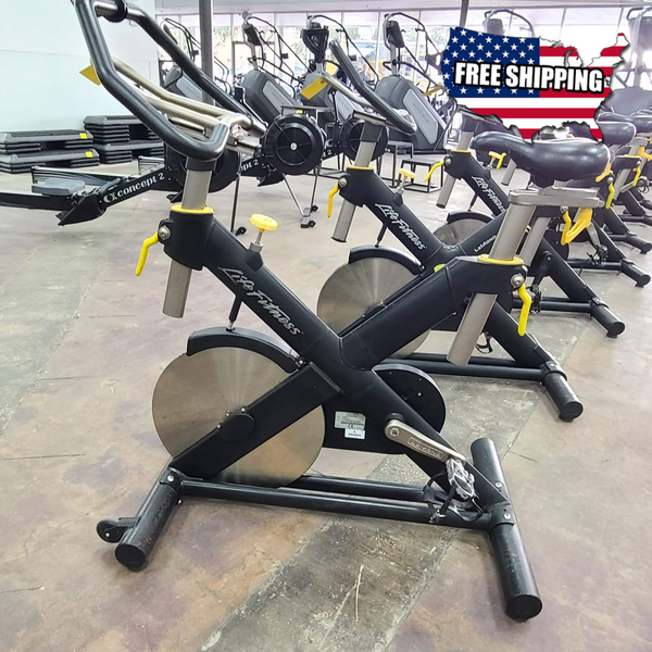 Life Fitness Lemond Spin Bike / Indoor Cycle - Refurbished - Buy & Sell Fitness