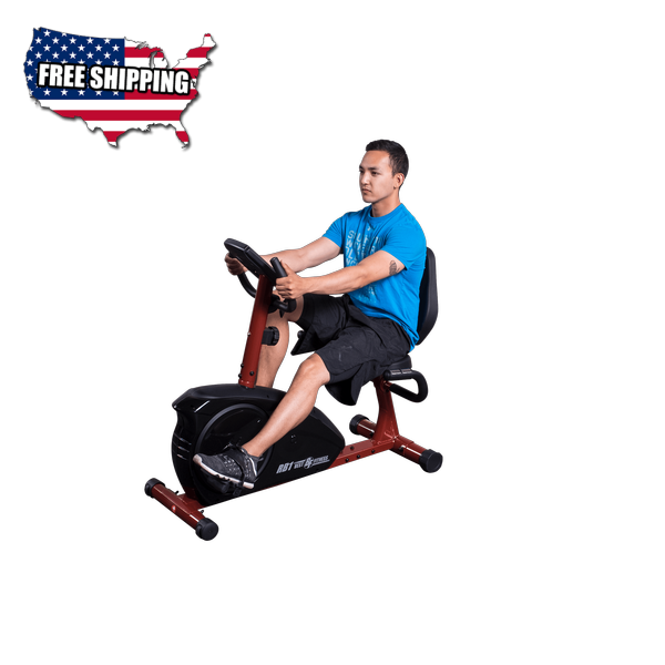 Body Solid Best Fitness Recumbent Bike BFRB1 - Buy & Sell Fitness