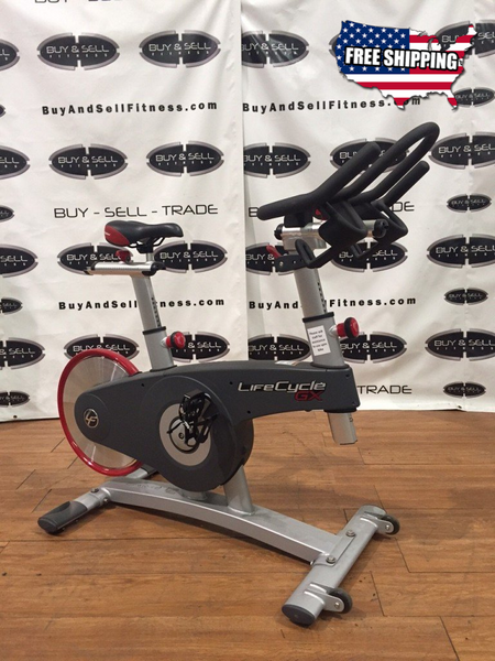 Life Fitness GX Indoor Cycles With Computer - Refurbished - Buy & Sell Fitness