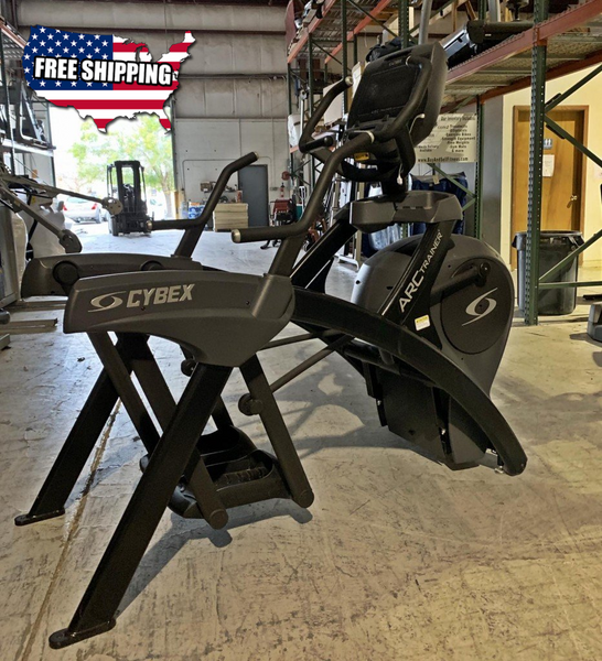 Cybex 626a Arc trainer - Recondtioned - Buy & Sell Fitness