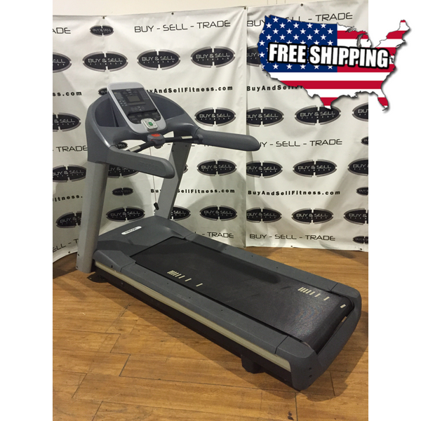 Precor 966i Experience Series Treadmill - Refurbished - Buy & Sell Fitness
