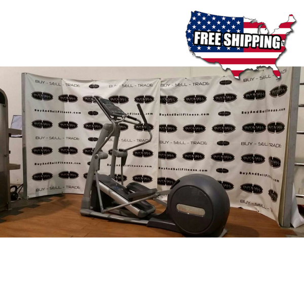 Precor 556i V4 Elliptical - Buy & Sell Fitness