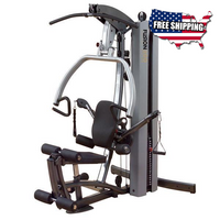 Body-Solid FUSION 500 Multigym / Homegym - Commercial Rated - Buy & Sell Fitness