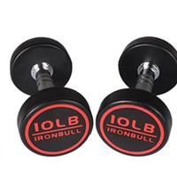 Iron Bull Premium Prostyle Rubber Dumbbells - Sold Individually - PREORDER! AVAILABLE 8/7/20 - Buy & Sell Fitness