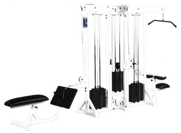 Promaxima P-124 Mini Maximus Multi-Gym - Buy & Sell Fitness