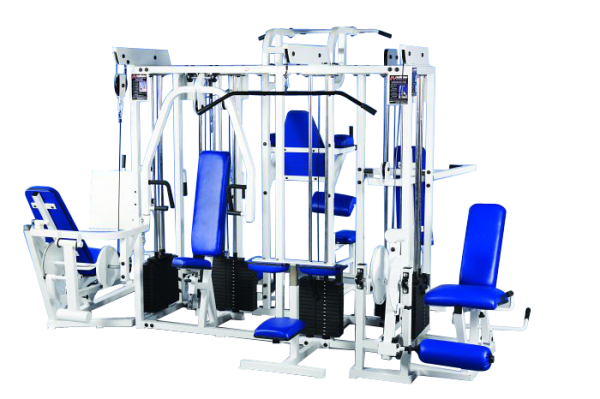 Promaxima P-130F 6-Stack Multi-Gym - Buy & Sell Fitness
