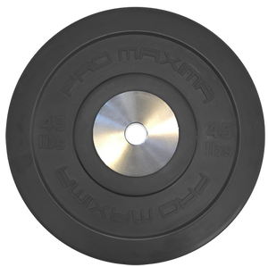 Promaxima Competition Power Bumper Plates Sold Individually - Buy & Sell Fitness