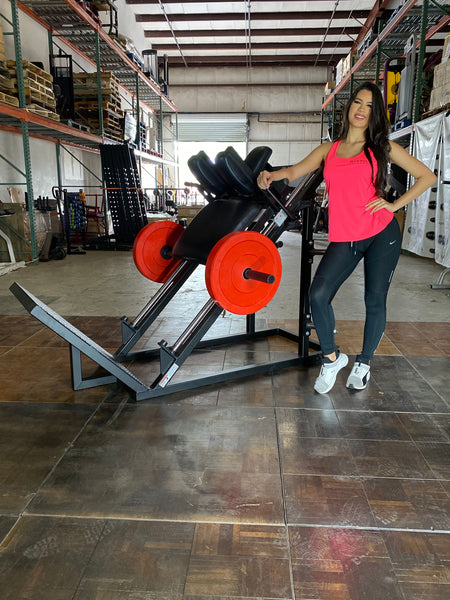 Promaxima Plate Loaded Hack Squat - Buy & Sell Fitness