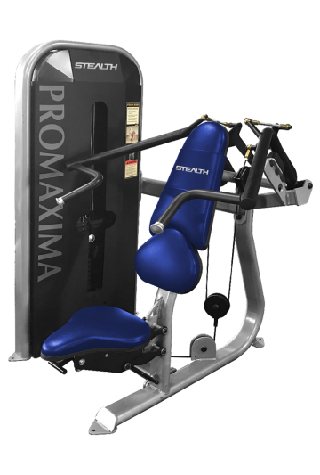 Promaxima Stealth ST-25 Converging Over Head Press - Buy & Sell Fitness