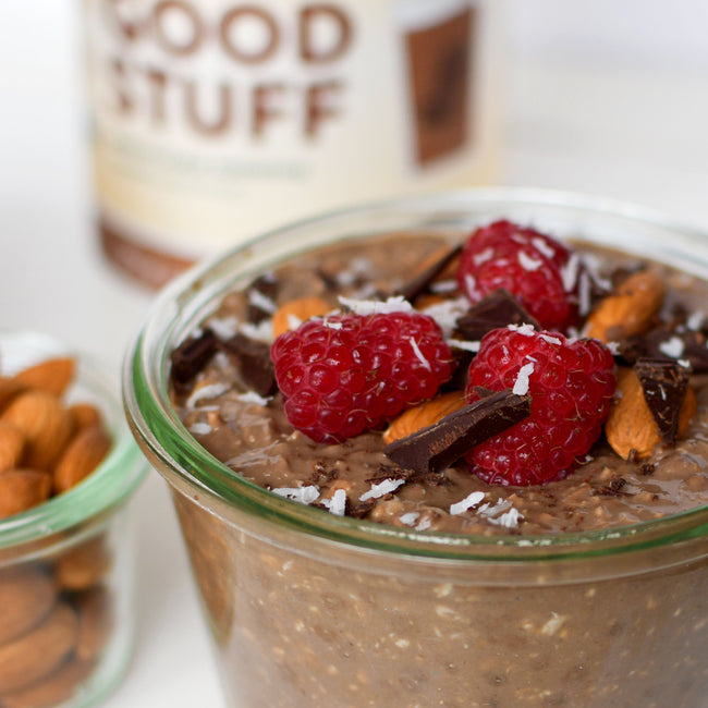 Chocolate Overnight Oats