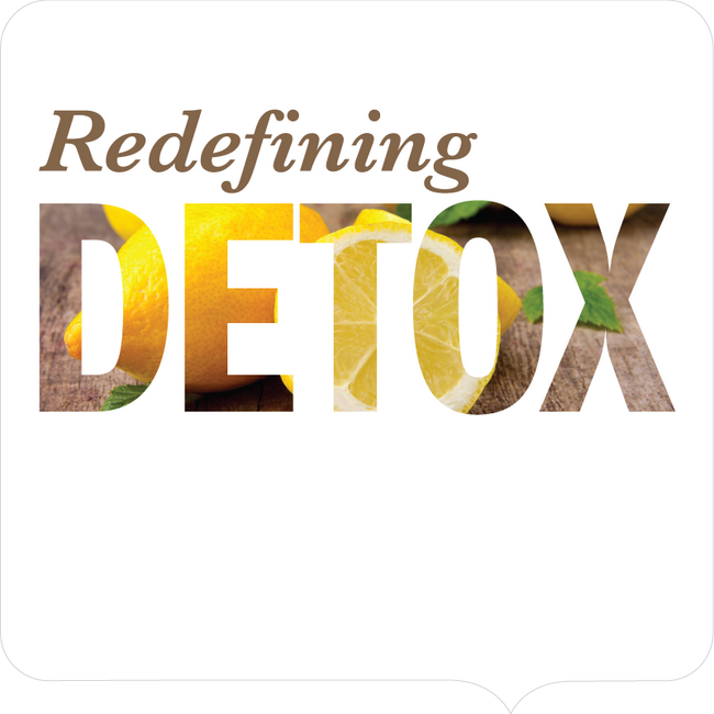 How to Help Your Detoxification System with Good Green Stuff