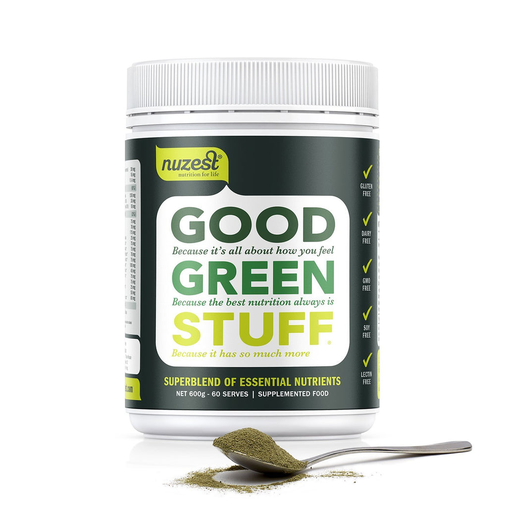Good Green Stuff 120g
