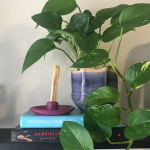 Ellaine Palo Santo & Incense Holder