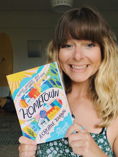 A CREATIVE JOURNAL, HOMETOWN – SHOP SHELFIE, WEEK 2
