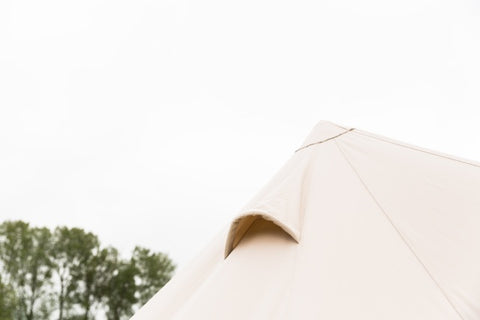 canvas bell-tent