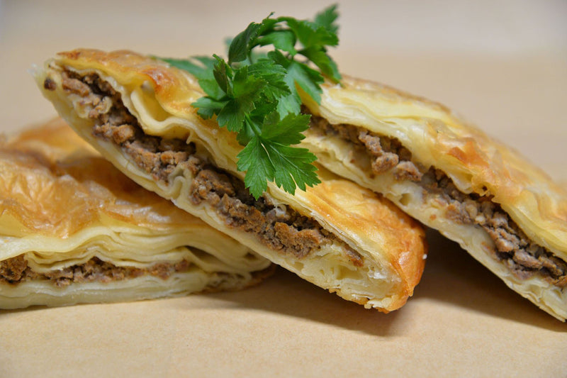 Beef & Onion Burek