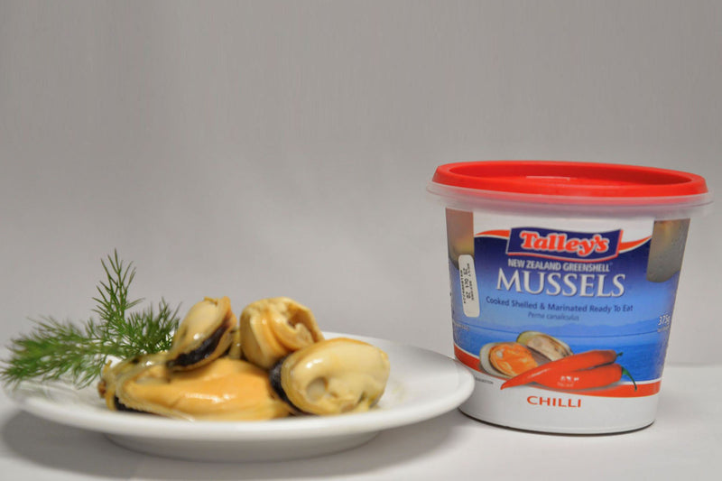 Talley's Mussels