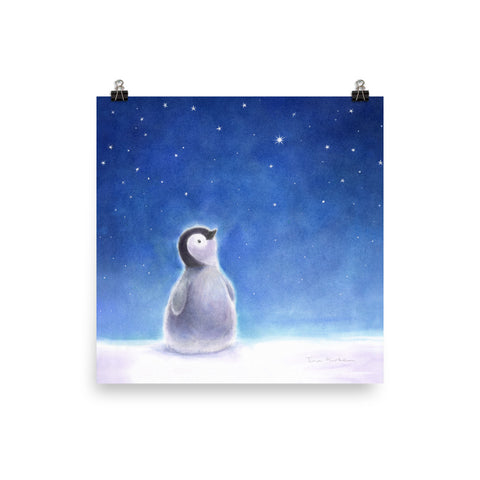 Winter Wonder series | Art Print | Dreamer