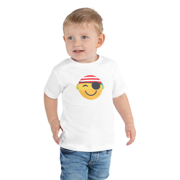 Hearing Aids Ahoy: TODDLER T-SHIRT | yellow