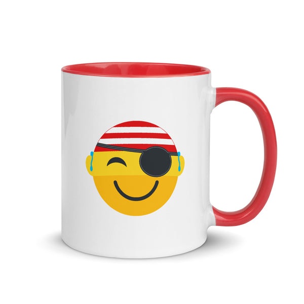 Hearing Aids Ahoy: MUG | yellow/red