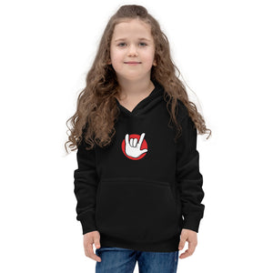 I Love You | American Sign Language: KIDS HOODIE