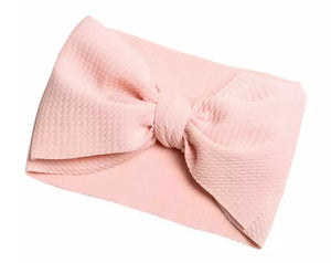 Pink Wrap Bow Accessory