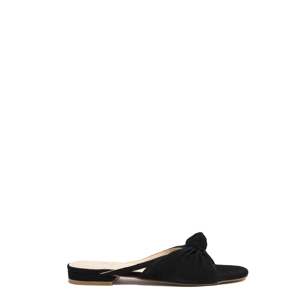 KNOT SLIDE, BLACK