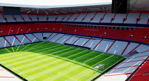 Allianz Arena - Munich Germany 3D model