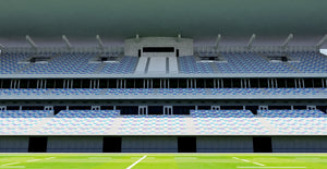 Altrad Stadium - Montpellier, France 3D model
