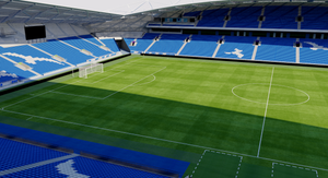 American Express Community Stadium - Brighton and Hove 3D model