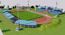 Load image into Gallery viewer, Apia Park Stadium - Samoa 3D model