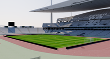 Load image into Gallery viewer, Ataturk Olympic Stadium - Istanbul - Turkey 3D model