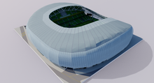 Load image into Gallery viewer, Aviva Stadium - Dublin Ireland 3D model