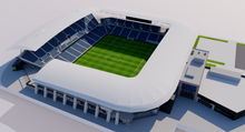 Load image into Gallery viewer, Banc of California Stadium - Los Angeles 3D model