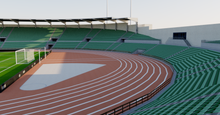 Load image into Gallery viewer, Bislett Stadium - Norway 3D model