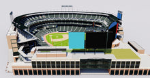 Load image into Gallery viewer, Citi Field - New York Mets Baseball Stadium 3D model