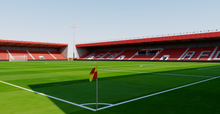Load image into Gallery viewer, Dean Court Stadium - Bournemouth 3D model