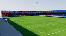 Load image into Gallery viewer, Doosan Arena - Plzen, Czech Republic 3D model