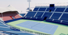 Load image into Gallery viewer, Dubai Tennis Stadium 3D model