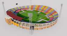 Load image into Gallery viewer, Estadio Atanasio Girardot - Colombia 3D model